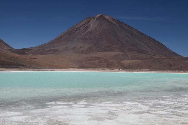 Laguna Verde, Bolivya gezisi