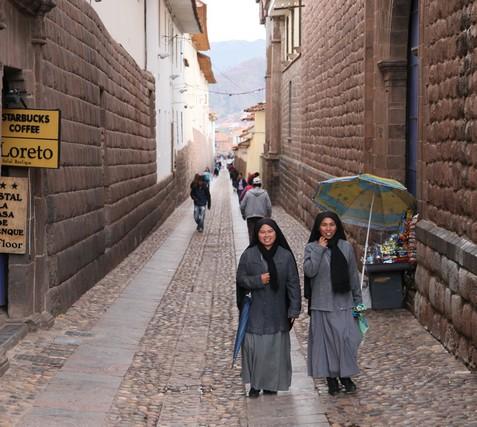 Cusco, katolik, inca, peru