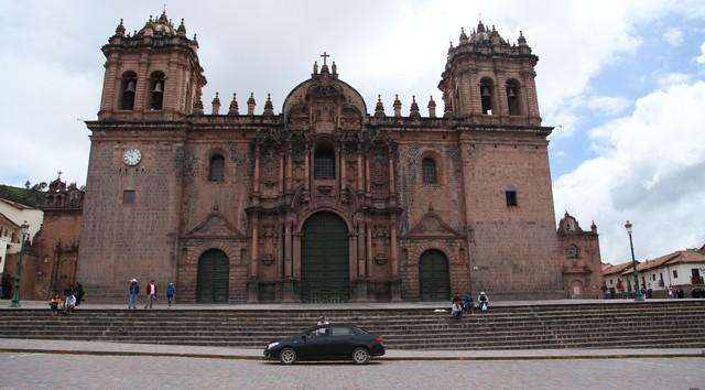 cusco, kilise, katedral, ispanyol, peru, tarih