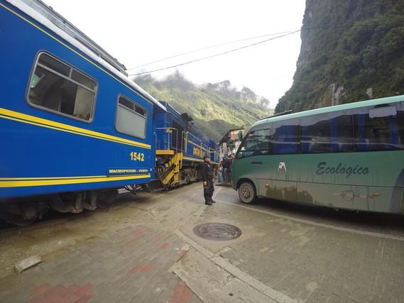 Machu Picchu treni, Perurail